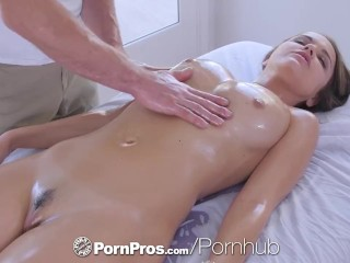 PornPros cascading humid spend rubdown and hurtle up for chesty Dillion Harper best porn
