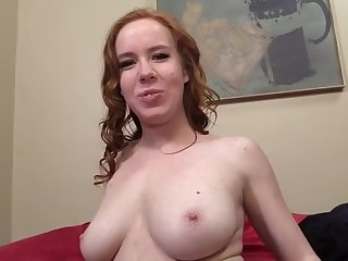 Enticing breasty young tart had a assfuck