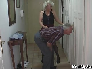 Mature blondie live-in lover and her weird neighbors are constantly gathering nearby and tearing nearby like ultra-kinky